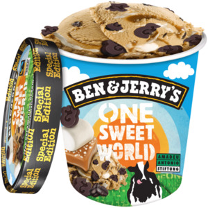 Ben & Jerry's One Sweet World 500ml