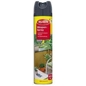 RUBIN Wespen-Spray 4.48 EUR/1 l (6 x 400.00ml)