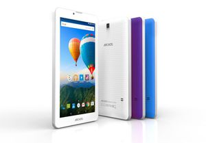 ARCHOS 70 Xenon Color Multimedia-Tablet