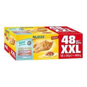 MultiFit Ragout light at home Multipack 48x100g