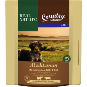 REAL NATURE Country Selection Mediterran Büffel & Rind