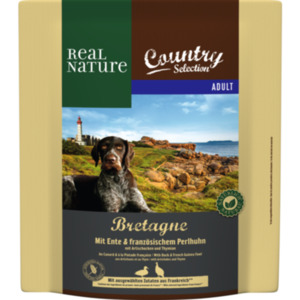 REAL NATURE Country Selection Bretagne Ente & französisches Perlhuhn