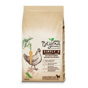 Purina BEYOND SIMPLY 9 reich an Huhn
