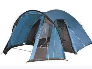 HIGH PEAK 4 Personen Zelt Tessin 4