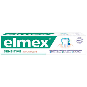 elmex Zahncreme Sensitive