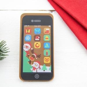 Schoko-Smartphone ´´Winteredition´´ 40g 7,48 € / 100g