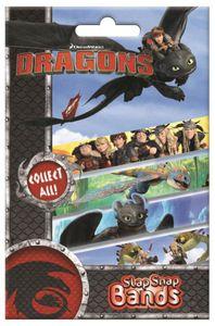 Dragons - Schnapparmband - 1 Stück
