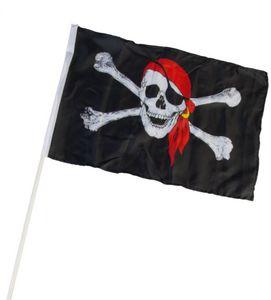Piratenflagge ca. 45x30cm