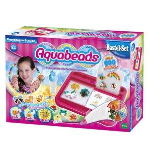 Aquabeads Regenbogenstation mit 600 Perlen