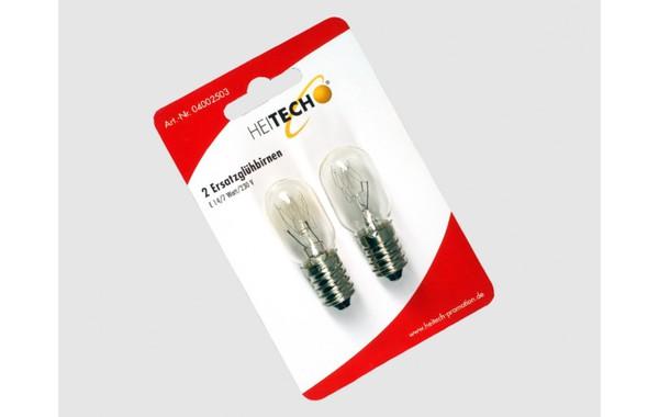 Glühbirne E14, 2er Pack
