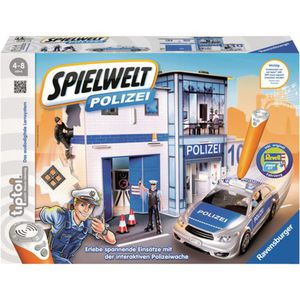 tiptoi Spielwelt Polizei