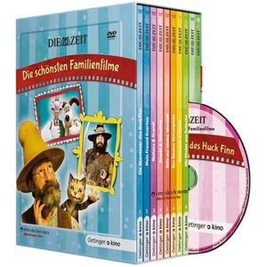 DVD-Box Die Zeit – Schönste Familienfilme