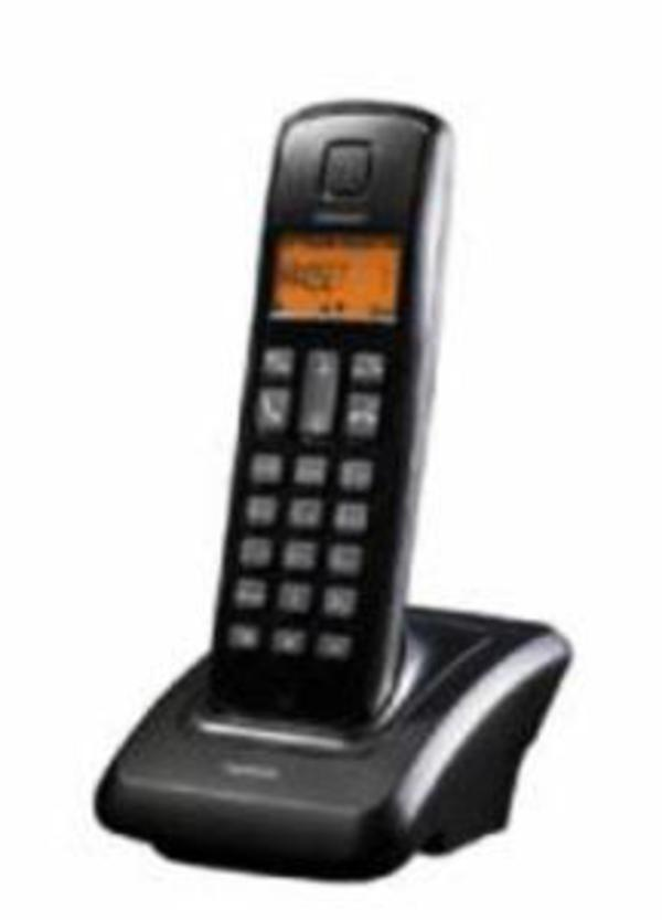 schnurloser affordable philips d schnurloses telefon dect. Black Bedroom Furniture Sets. Home Design Ideas