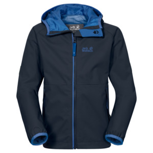 Jack Wolfskin Rainy Days Boys 152 night blue