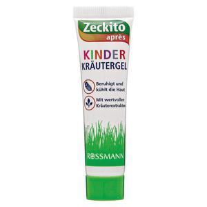 Zeckito après Kinder Kräutergel 13.27 EUR/100 ml