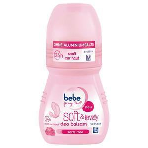 bebe® Young Care soft & lovely Deo Balsam 3.58 EUR/100 ml
