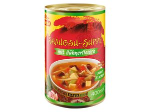 VITASIA Shangsu-Suppe