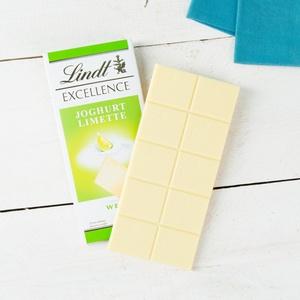 Lindt Excellence Joghurt Limette 100g 1,99 € / 100g