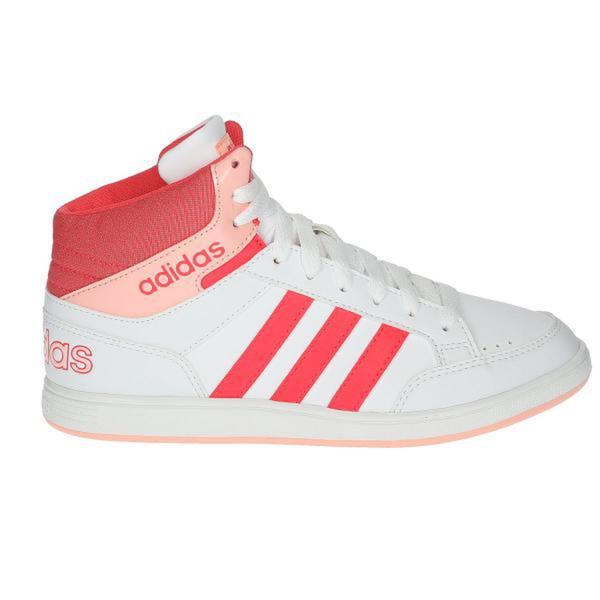 High Mädchen Top Sneaker NeoWeiß Adidas eoCBxd