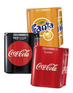 Coca Cola/ Zero/ Light/ Fanta