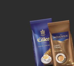 Eilles oder Mövenpick Caffè Crema