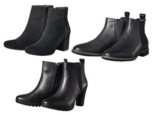 PREMIUM COLLECTION BY ESMARA Damen Leder-Stiefeletten