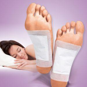VITALmaxx Kinoki Foot Pads - vitalisierende Fußpflaster 14 Stück