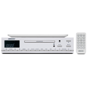 CD-Küchenunterbauradio MEDION LIFE E66281 (MD 84627) weiss