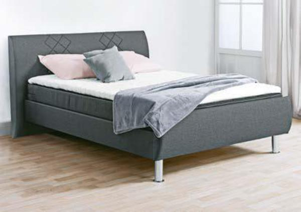 boxspringbett leo von m bel boss ansehen. Black Bedroom Furniture Sets. Home Design Ideas