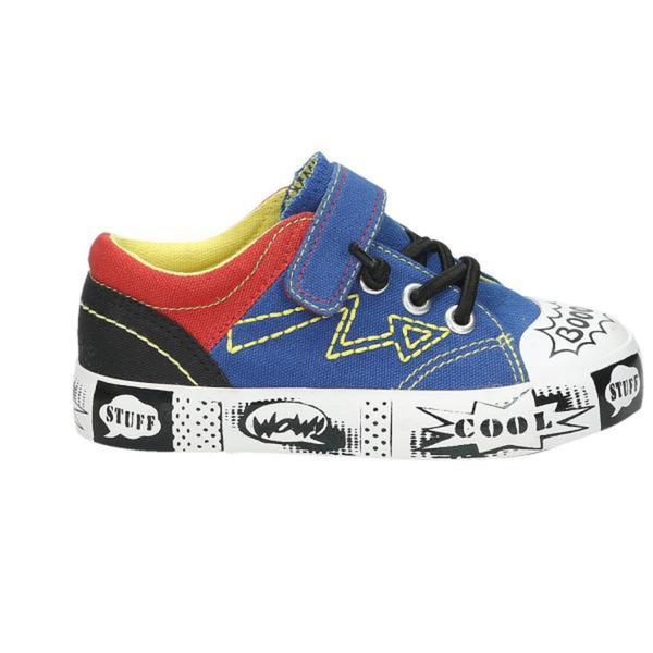 sports shoes b4fc0 b549d s. Oliver Sneaker Jungen, mittelblau