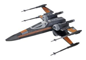Revell Modellbausatz ´´Build & Play´´ Star Wars Poe´s X-Wing Fighter