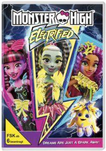 DVD Monster High - Elektrisiert