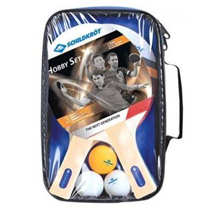DONIC SCHILDKRÖT - Tischtennis Hobby Set für 2 Spieler