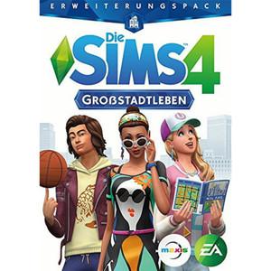 Die Sims 4: Großstadtleben Erweiterungspack (PC/Mac)