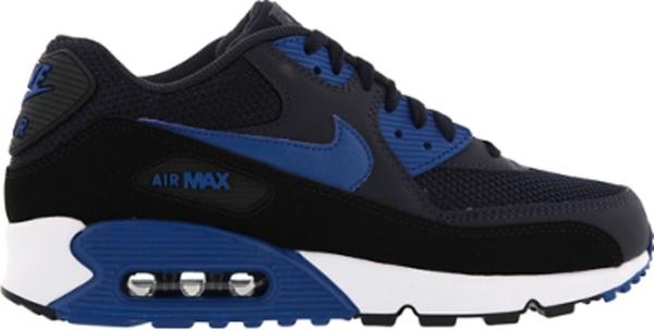 nike air max 90 essential herren blau
