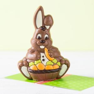 Hase ´´Moppelchen´´ aus Vollmilch-Schokolade 200g 4,00 € / 100g
