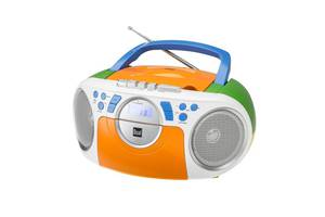 Dual Portable Boombox P70, Bunt