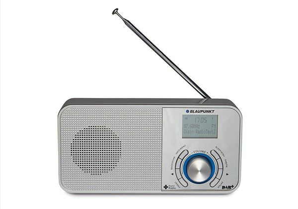 blaupunkt rxd 50 digitalradio dab ukw rds wecker lcd. Black Bedroom Furniture Sets. Home Design Ideas