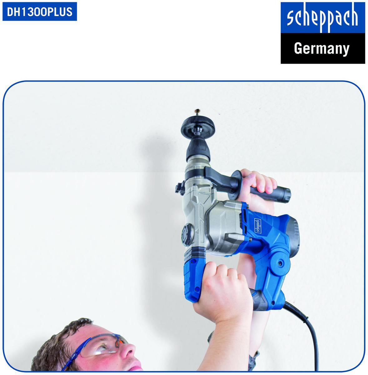 Bild 3 von Scheppach Bohrhammer DH1300Plus
