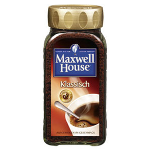 Maxwell jedes 200-g-Glas
