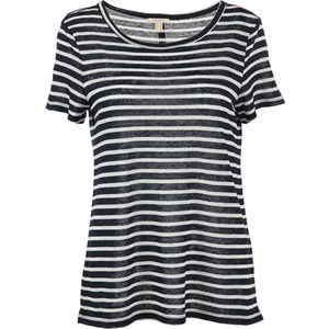 Damen T-Shirt im Ringellook