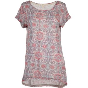 Damen Shirt mit Allover Print