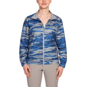 Jack Wolfskin Windjacke Frauen Coastal Wave Jacket Women XXL alloy all over