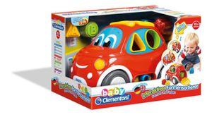 Interaktiver Formensortierer - Auto in rot von Clementoni