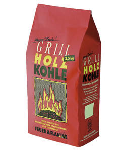 Grill Holzkohle