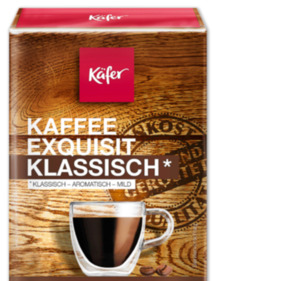 KÄFER Exquisit-Kaffee