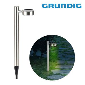 Grundig LED-Solarlampe Spotlight