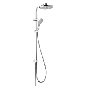 Hansgrohe Überkopfbrause-Set Showerpipe My Select S 220