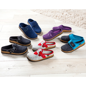 Biofun Relaxing Footwear Filzclogs