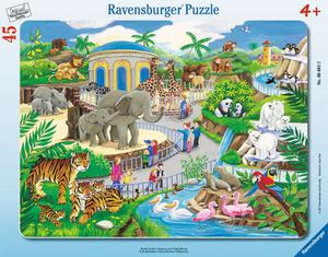 Ravensburger Puzzle Besuch im Zoo